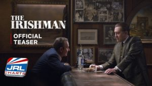 The Irishman Trailer- Robert De Niro, Al Pacino and Joe Pesci