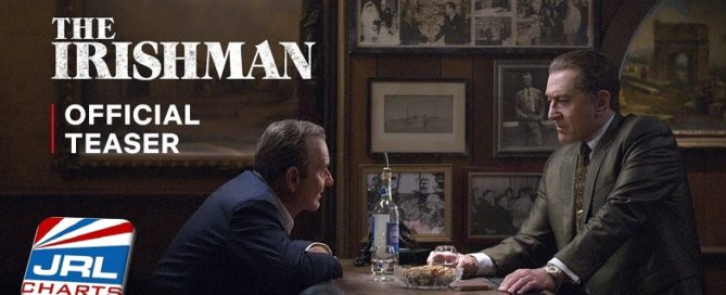 The Irishman Trailer- Robert De Niro, Al Pacino and Joe Pesci
