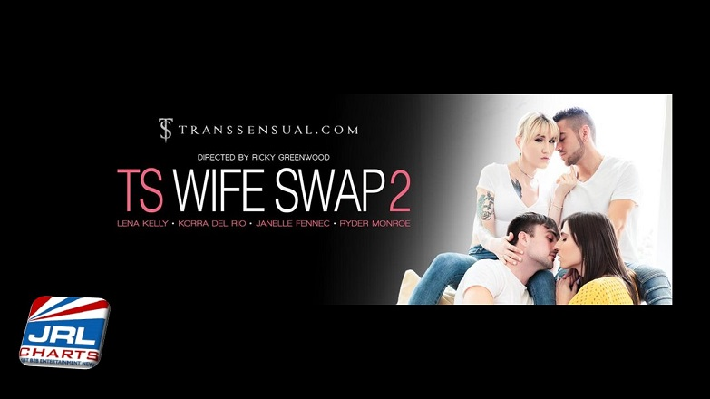 TransSensual, Mile High Media Street 'TS Wife Swap 2' on DVD