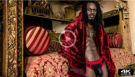 Watch FAME- NoirMale Man of the Month July