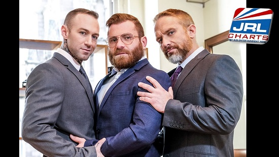 Watch Gay Porn Star Riley Mitchell Service Dylan James, Dirk Caber [NSFW]