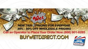 Wet Lubricants Launch Buy Wet Direct for Retailers