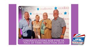 Williams Trading Co.' Bob Pyne Sr. Inducted Into StorErotica HoF