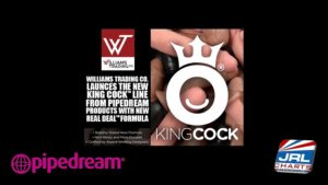 Williams Trading Co. Launch New King Cock™ Range from Pipedream