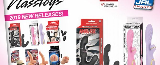 Williams Trading Co. Stocks New Nasstoys Stimulating Strokers