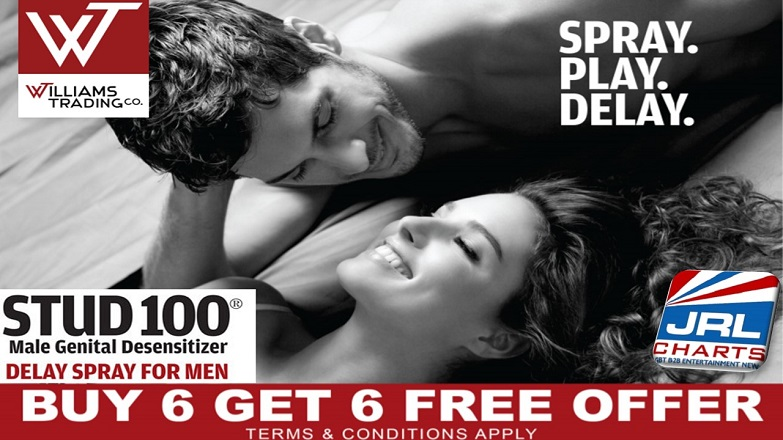 Williams Trading Company Rolls Out Stud 100 Promotion