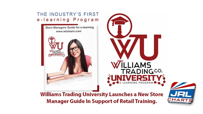 Williams Trading University Launch Store Manager Training Guide