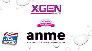 Xgen' Huge Booths will stock Bodywand, ZOLO & Others at ANME