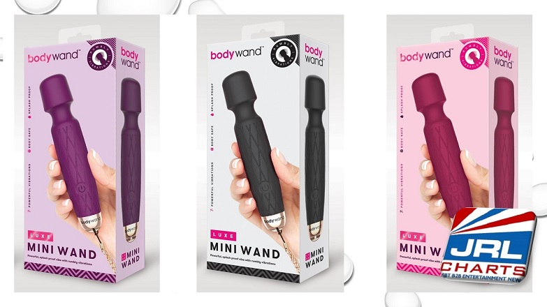 Xgen Products Now Shipping the Bodywand Luxe Mini Wand
