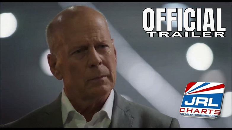 10 Minuts Gone Official Trailer - Bruce Willis-Lionsgate