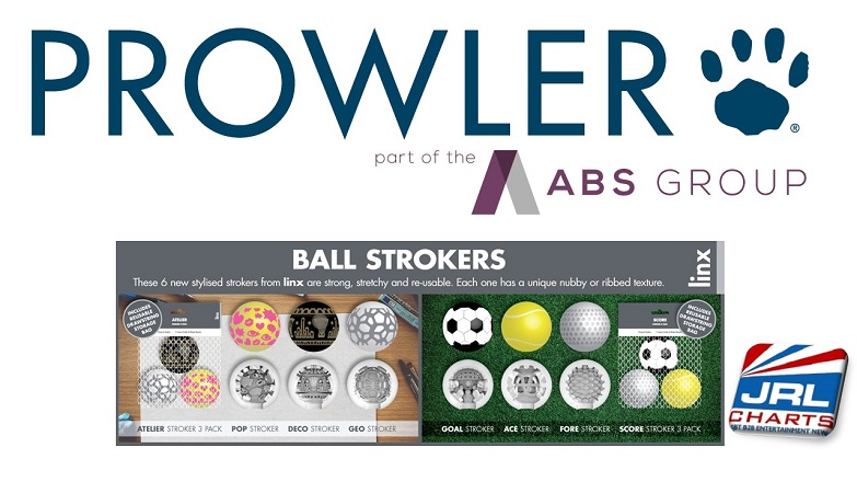 ABS Holdings Announce Linx Stroker Balls, New Douches