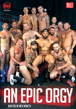 An Epic Orgy DVD