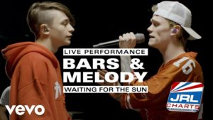 Bars and Melody 'Waiting For The Sun' Live Vevo Performance