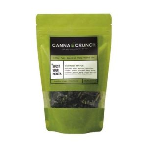 Canna Crunch 120mg CBD Snack
