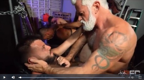 Dark Alley Endgame-Part One-gay-porn-trailer-Raw-Fuck-Club