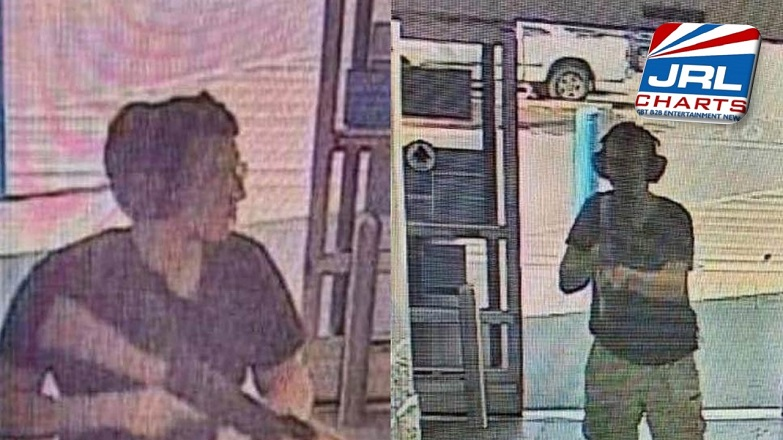 El Paso Mass Shooting Surveillance Video
