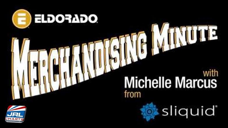 Eldorado Merchandising Minute Present Michelle of Sliquid