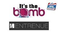 Entrenue and It's The Bomb Bath Products Ink U.S. Distro' Deal