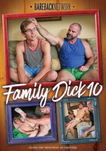Family Dick 10 DVD-Bareback-Network