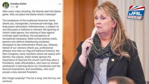GOP State Rep. Candice Keller Blames Mass Shootings on LGBT People