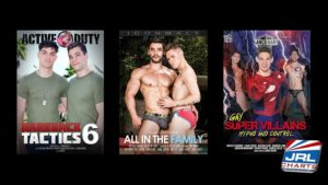 Gay Adult Movies Coming Soon – August 15, 2019 [NSFW]