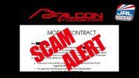 Gay Porn Scam Alert-Troll Posing as Falcon Studios Recruiter