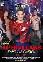 Gay Super Villains - Hypno & Control