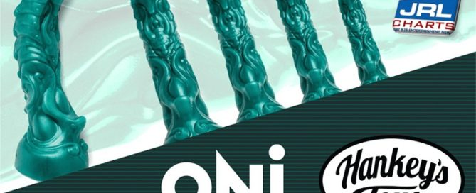 Hankey's Toys Unleashes Its Fantasy Silicone Oni for Review
