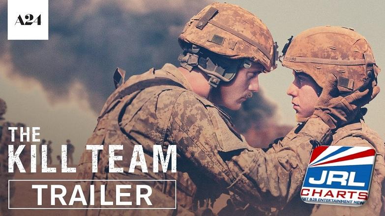 Heartthrob Nat Wolff & Alexander Skarsgard star in The Kill Team