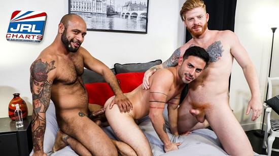 Hot DILFs In Action-Bennett Anthony, Leo Forte, Cesar Rossi