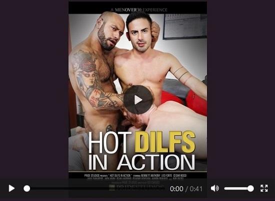 Hot DILFs In Action gay-porn-trailer-Pride-Studios
