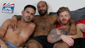 Hot DILFs In Action on DVD-Bennett Anthony, Leo Forte, Cesar Rossi