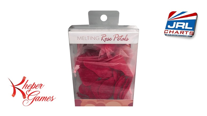 Kheper Inc Streets Melting Rose Petals to Nationwide