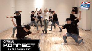 Konnect Drops KANG DANIEL - I HOPE- Dance Practice Video