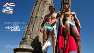 Modus Vivendi Debut Meander Underwear Summer Campaign MV