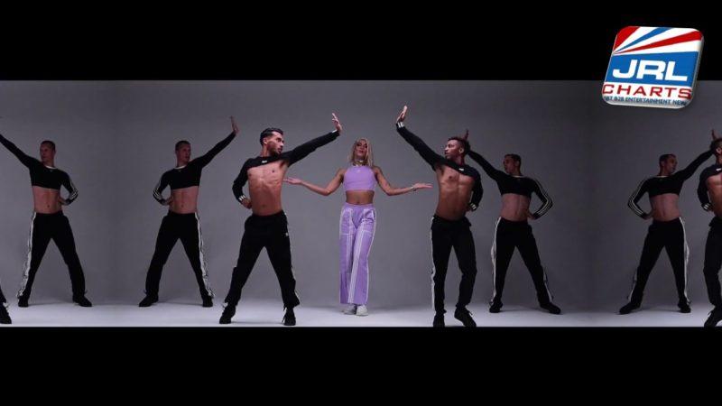 Pabllo Vittar ft. Charli XCX - Flash Pose Official Dance Video