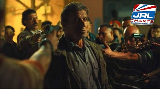 Rambo Last Blood (2019) Sylvester Stallone - Lionsgate Pictures-JRL-CHARTS-Movie-Trailers
