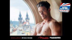 Ryan Rose-Signs New-Exclusive Contract with Falcon Studios