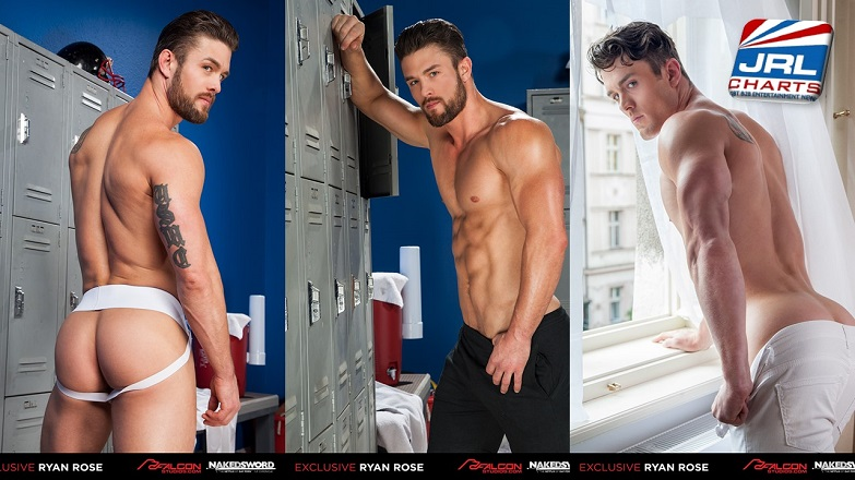 Ryan Rose returns, signs Exclusive Contract with Falcon Studios