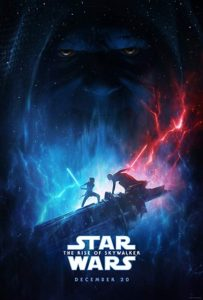 STAR WARS 9-THE RISE OF SKYWALKER Official Poster (2019)