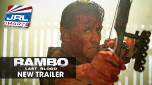 Sylvester Stallone Drops Rambo Last Blood Trailer 2 (2019)