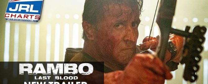Sylvester Stallone Drops Rambo Last Blood Trailer 2 (2019)