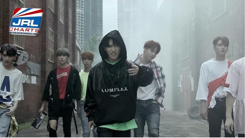 TARGET - Baby Come Back home MV - KJ Music-Debut-JRL-CHARTS