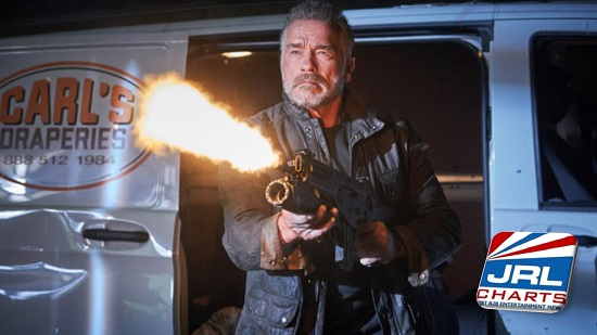 TERMINATOR 6 DARK FATE Extended Trailer 2 (2019)  Arnold Schwarzenegger