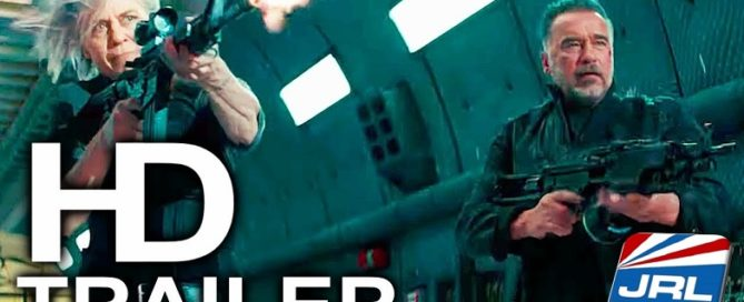 TERMINATOR 6 DARK FATE Extended Trailer 2 (2019) Linda Hamilton and Arnold Schwarzenegger