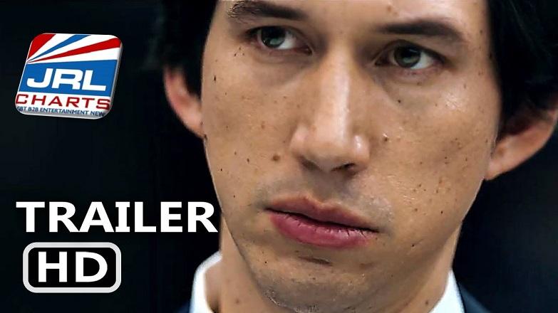 THE REPORT Trailer (2019) Adam Driver, Amazon Prime Video