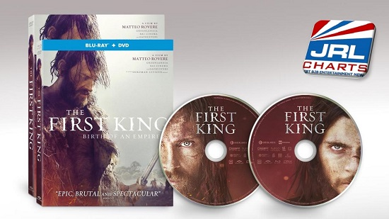 The-First-King-Blu-Ray and DVD-Well-Go-USA