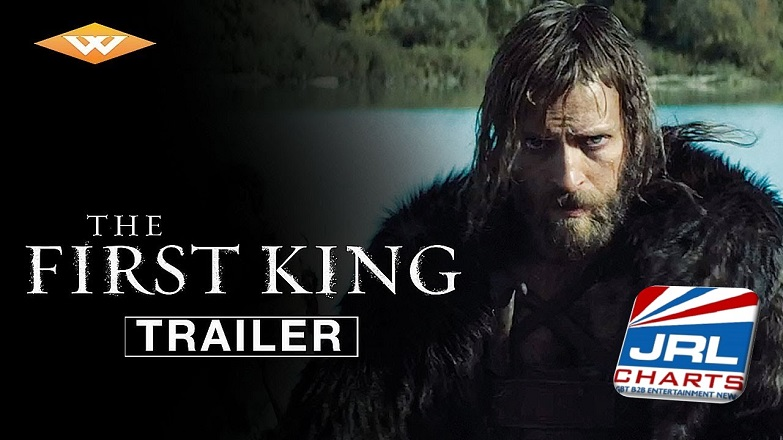 The First King Official Trailer (2019) The Birth of An Empire Drops