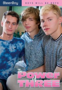 The Power of Three DVD - 8teenboy-Helix-Studios