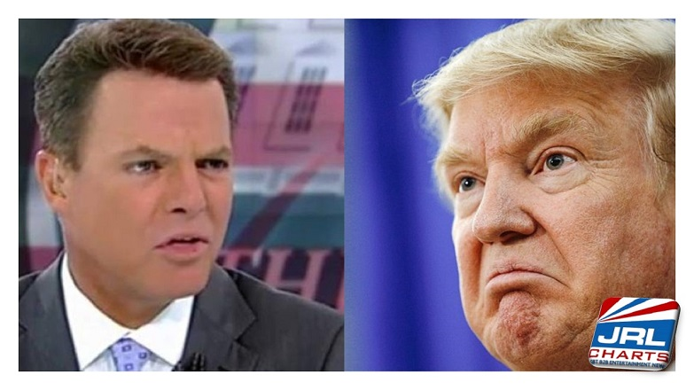 Trump Insults Another Gay Journalist, Shepard Smith of Fox News